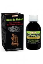 Bois du Brésil - 100 ml - Stimulant sexuel hommes et femmes améliorant la libido et les relations sexuelles.